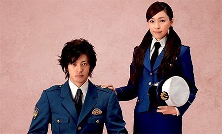 オダギリジョーが出演したドラマ『時効警察』